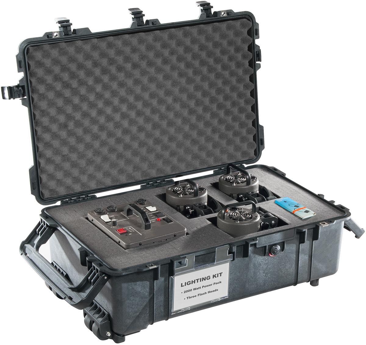 pelican government equipment hard case