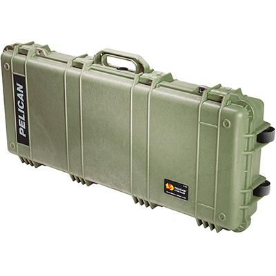 pelican 1700 military rifle gun long case