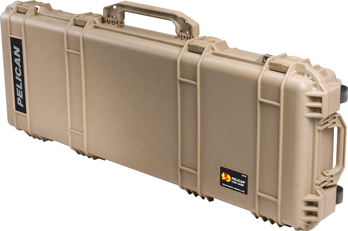 pelican 1720 rifle weapon hard case