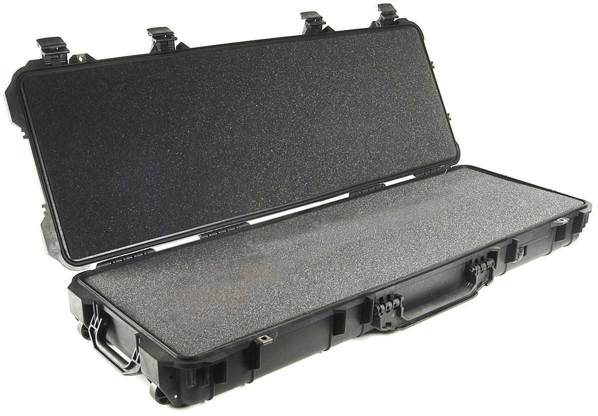 pelican hard gun rifle ar15 transport case