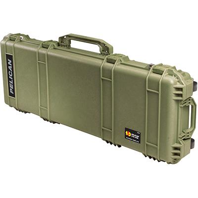 pelican us military green rifle ar15 card case