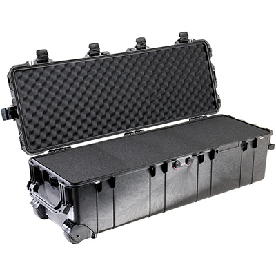 pelican police tactical weapons long case
