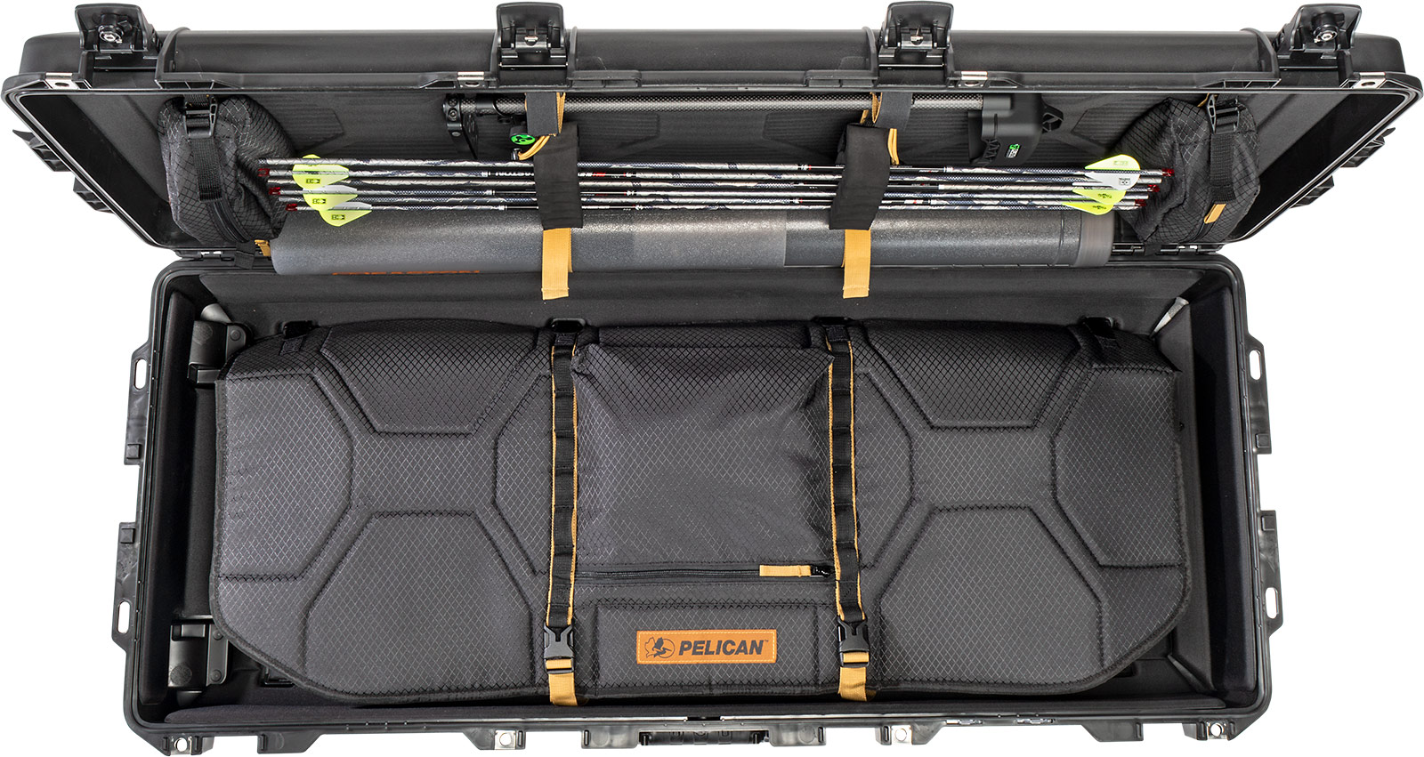 pelican 1745 air padded bow case