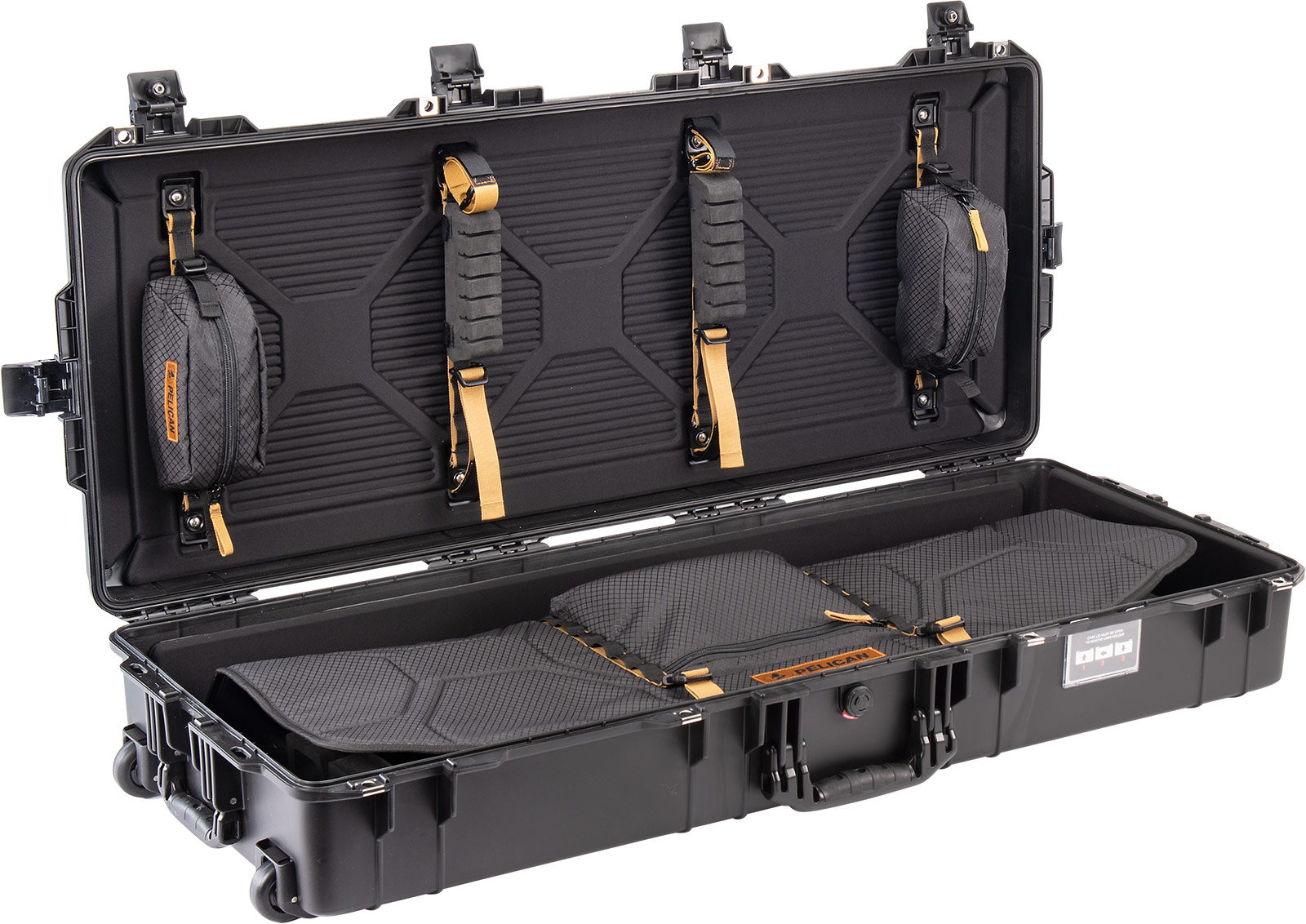 pelican air 1745 hunting bow case