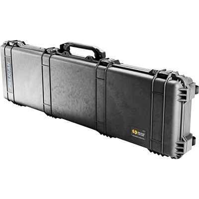 pelican 1750 black long gun case