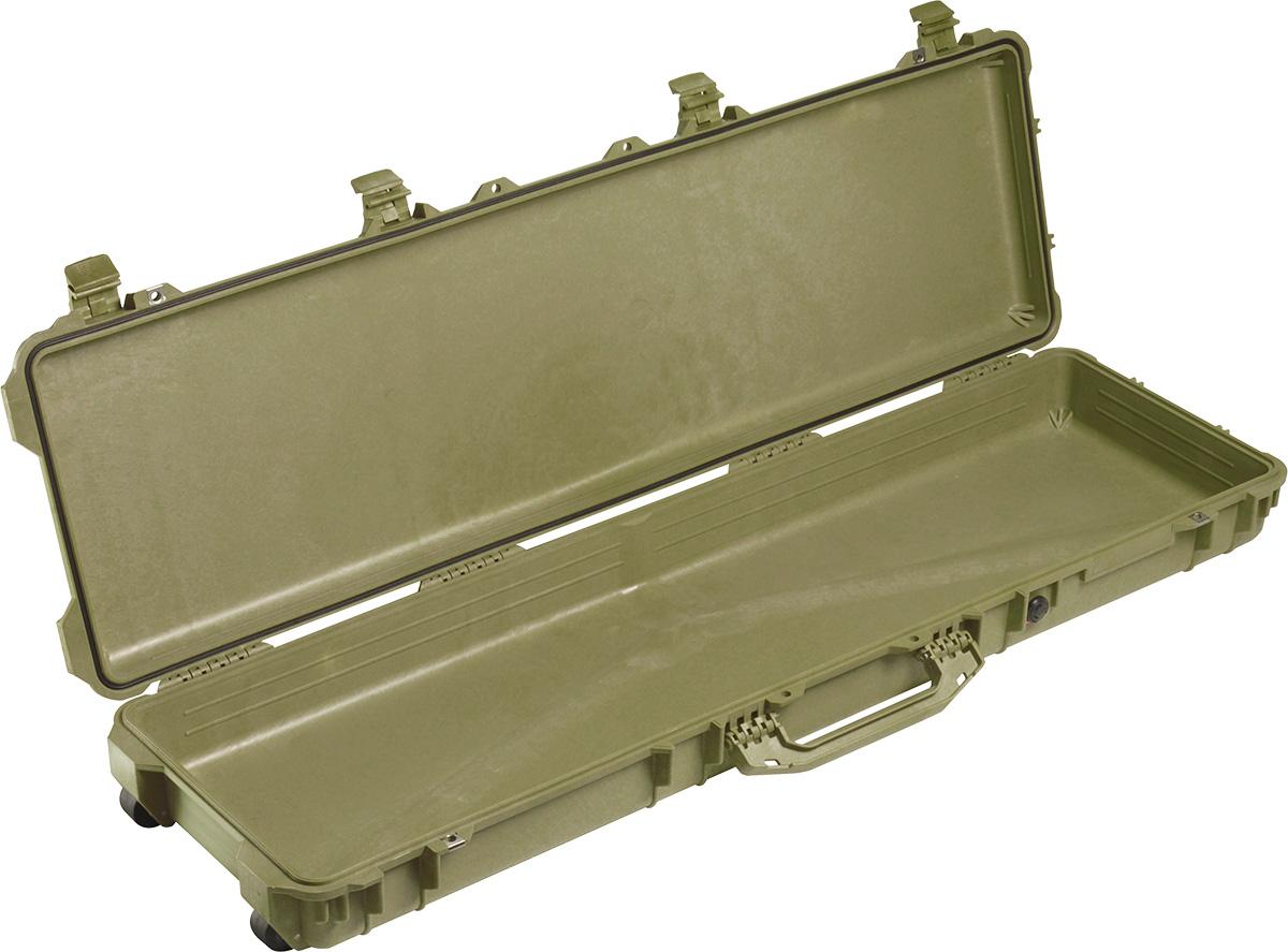 pelican 1750 green rifle case