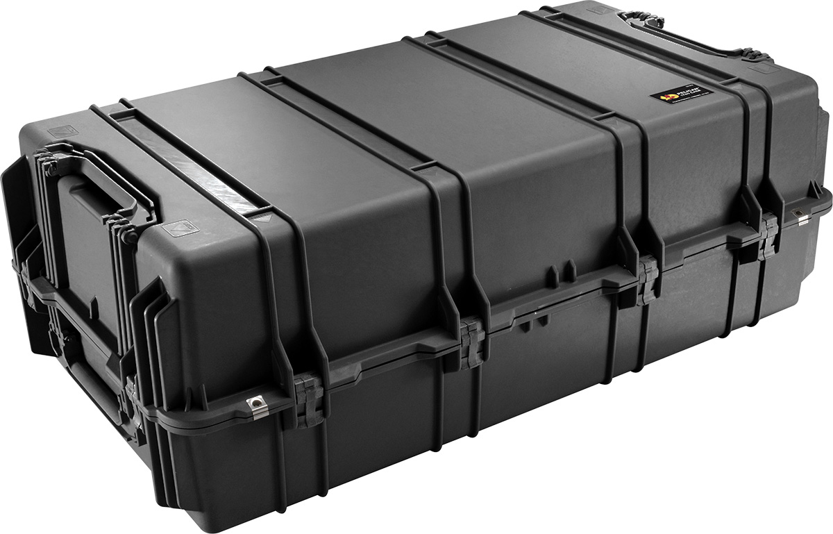 pelican hard transport military shipping case