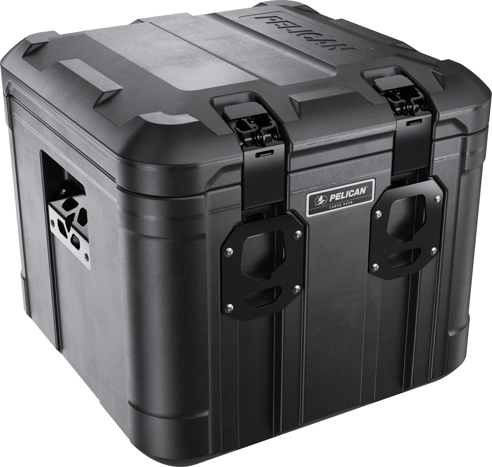 pelican cargo bx50 cube case black