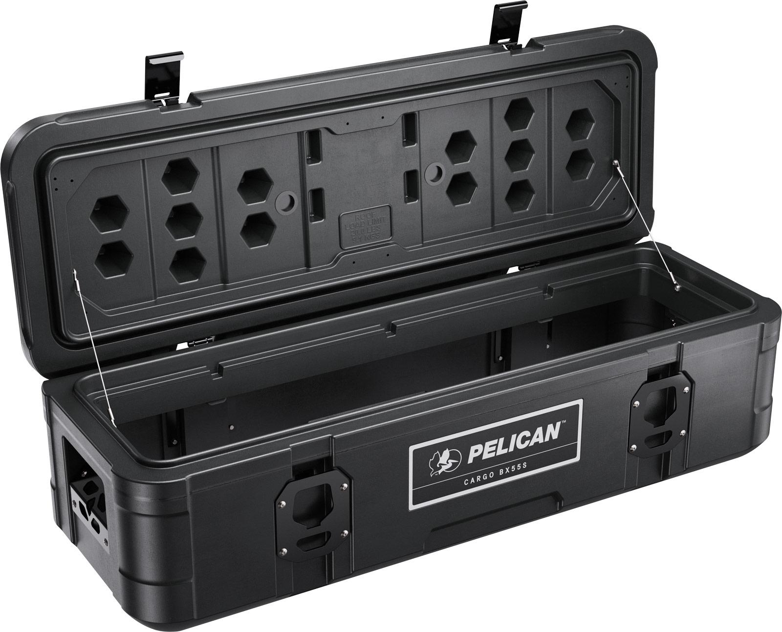 pelican cargo bx55s truck bed case