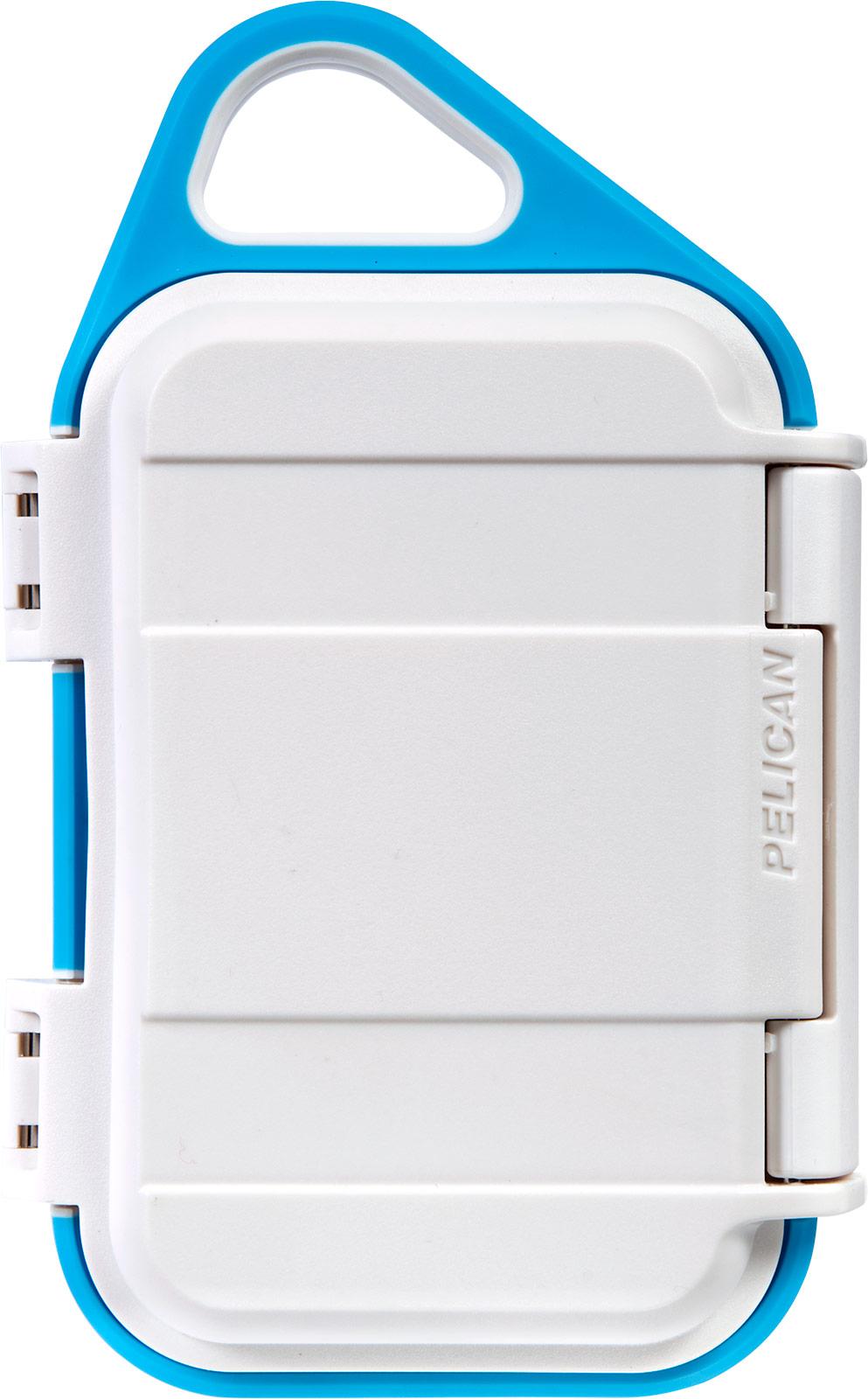 pelican white micro utility go case