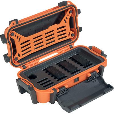pelican r20 ruck ip68 orange case