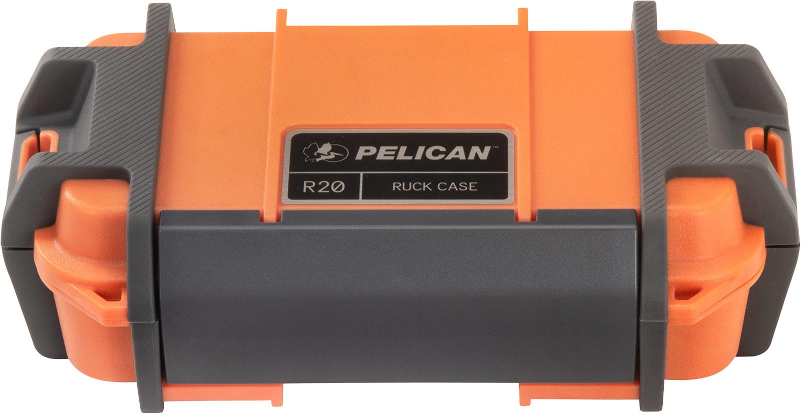 pelican r20 ruck orange tool case