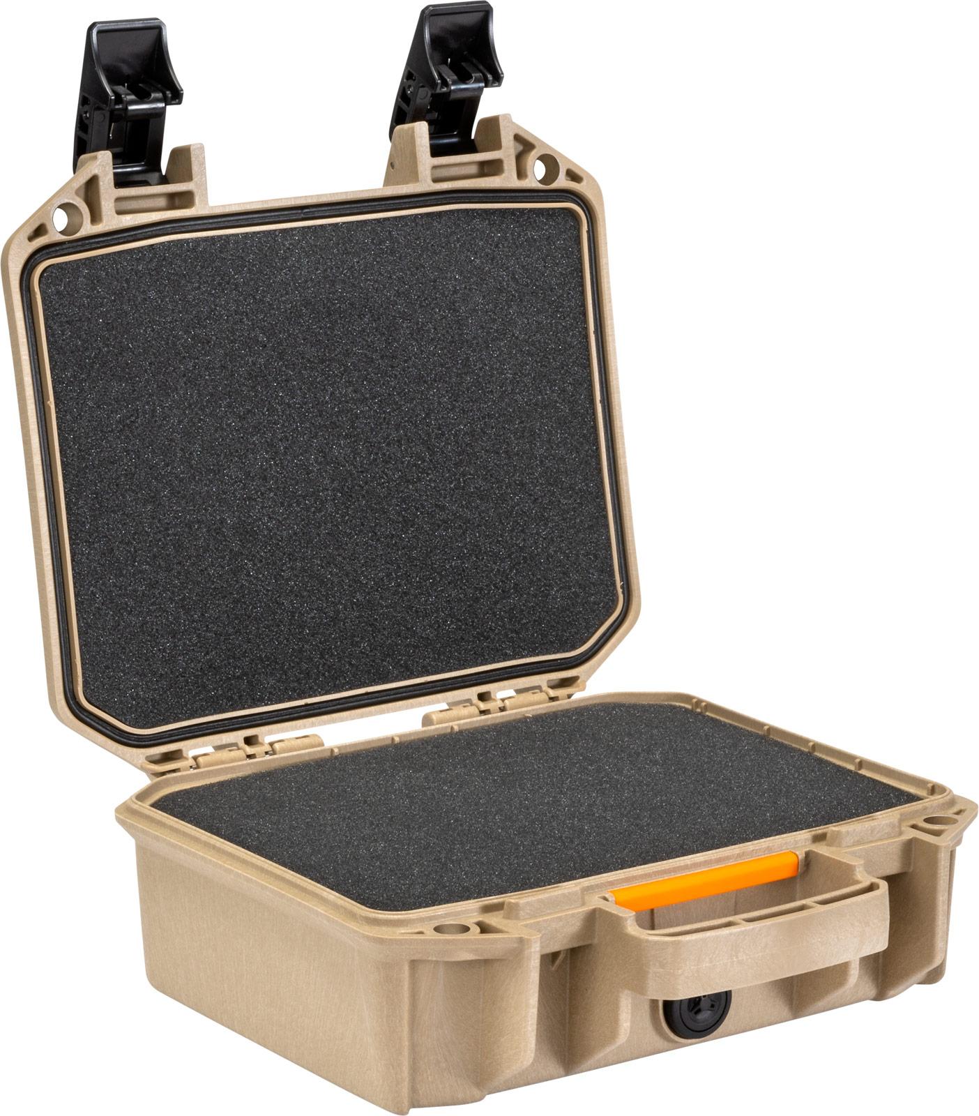 pelican gun foam case vault gun cases