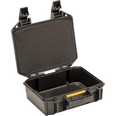 pelican vault v100 hard camera case empty