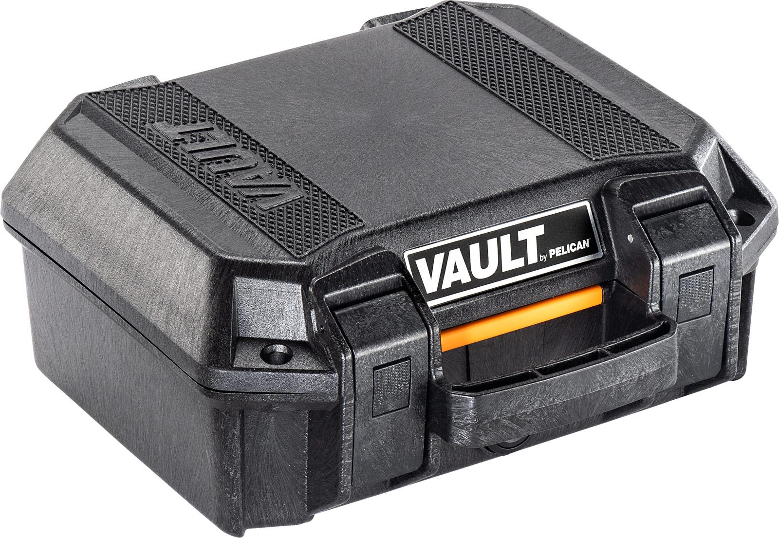 pelican vault v100 waterproof case