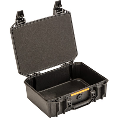 pelican vault v200 hard camera case empty