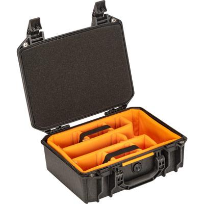 pelican vault v200 photo camera divider case