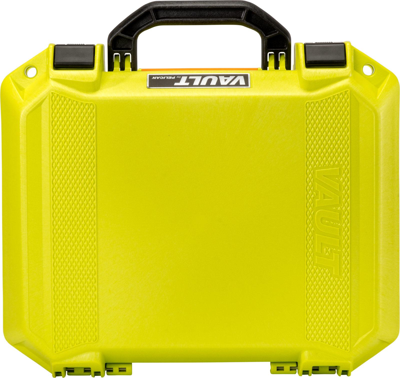 pelican bright green case vault color cases
