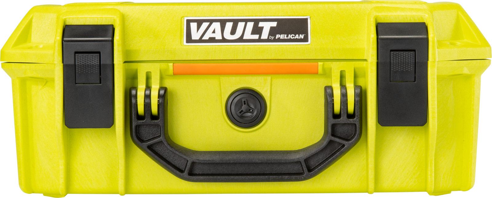 pelican vault color cases green case v200c