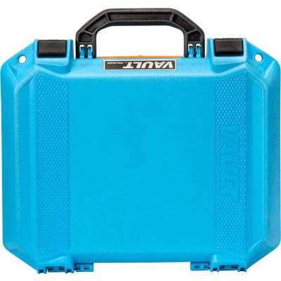 pelican vault hard cases blue v200c case