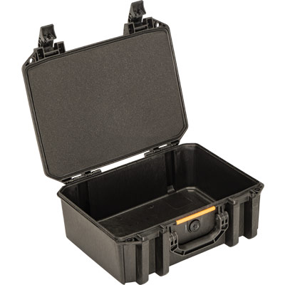 pelican vault v300 hard camera case empty