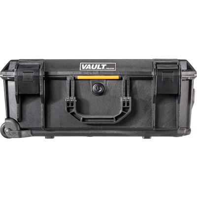 pelican vault v525 black hard case