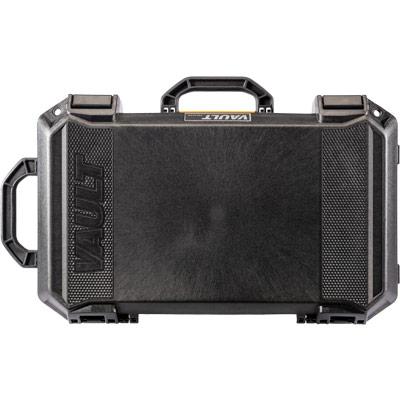 pelican vault v525 push pull black hard case