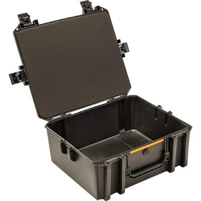 pelican vault v600 hard camera case empty