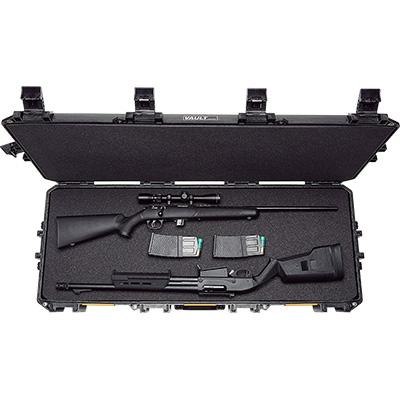pelican vault 730 rifle case double gun cases