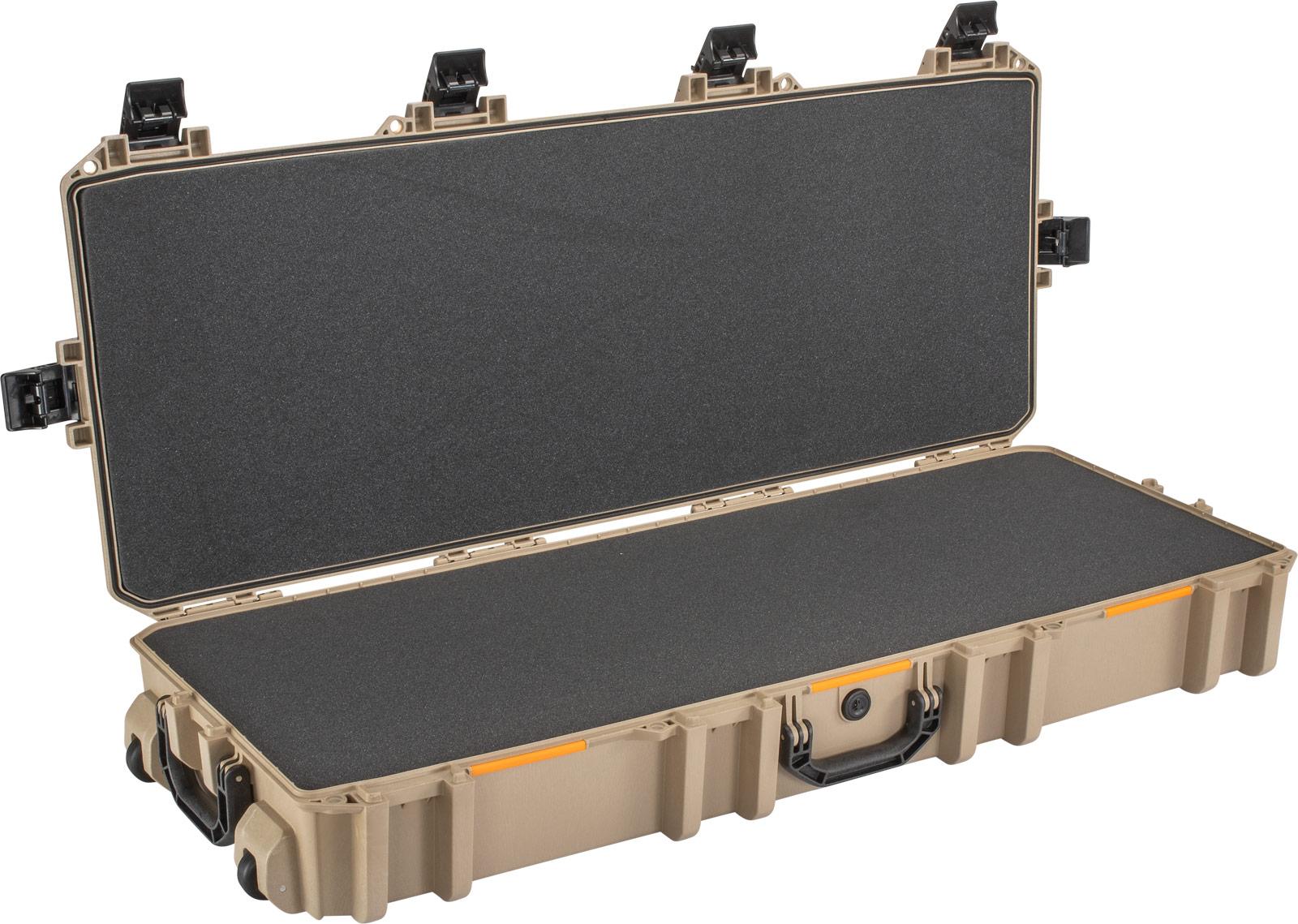 pelican vault v730 foam rifle gun case