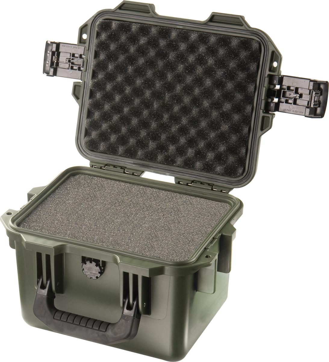 pelican im2075 camera case green