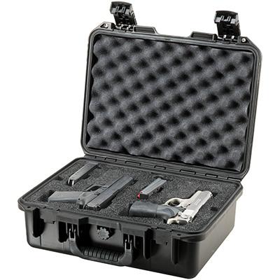 pelican glock pistol gun waterproof case