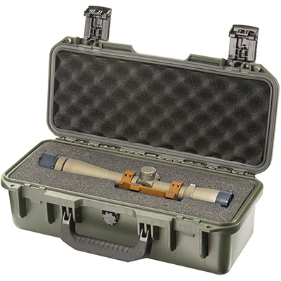 pelican hunting rifle scope sight hard case