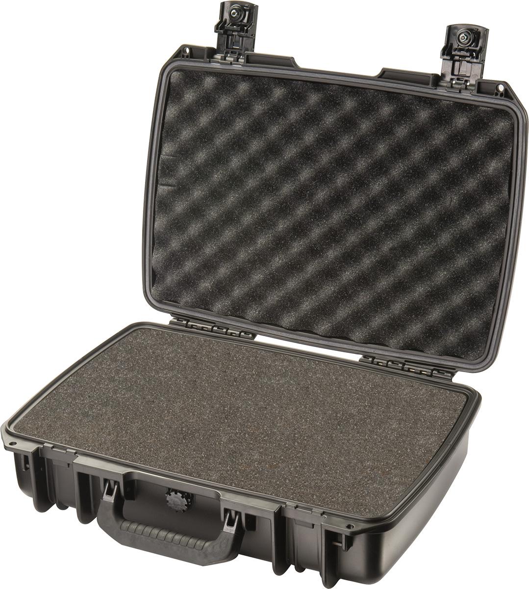 pelican im2370 black foam laptop case