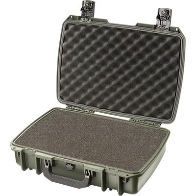 pelican im2370 green foam waterproof case