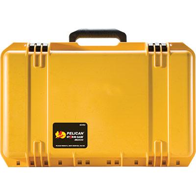 pelican im2500 yellow hard case