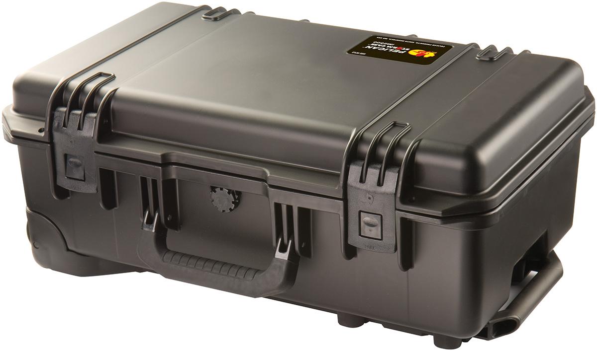 pelican transport crush dust proof case