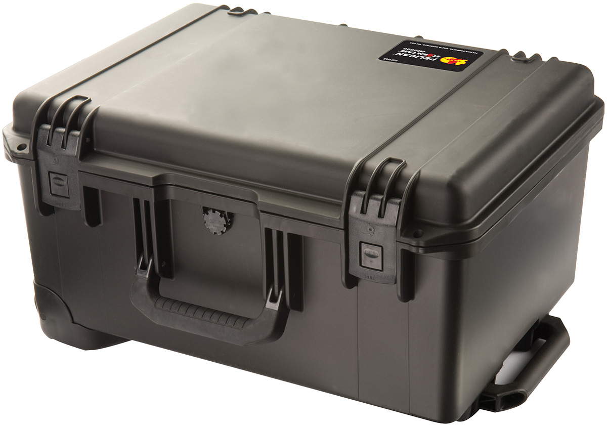 pelican travel rolling rigid protection case