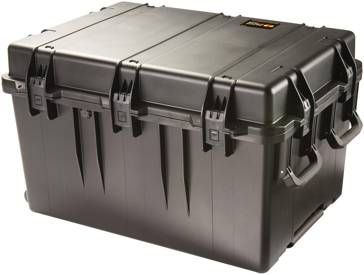 pelican hard plastic shipping flight case