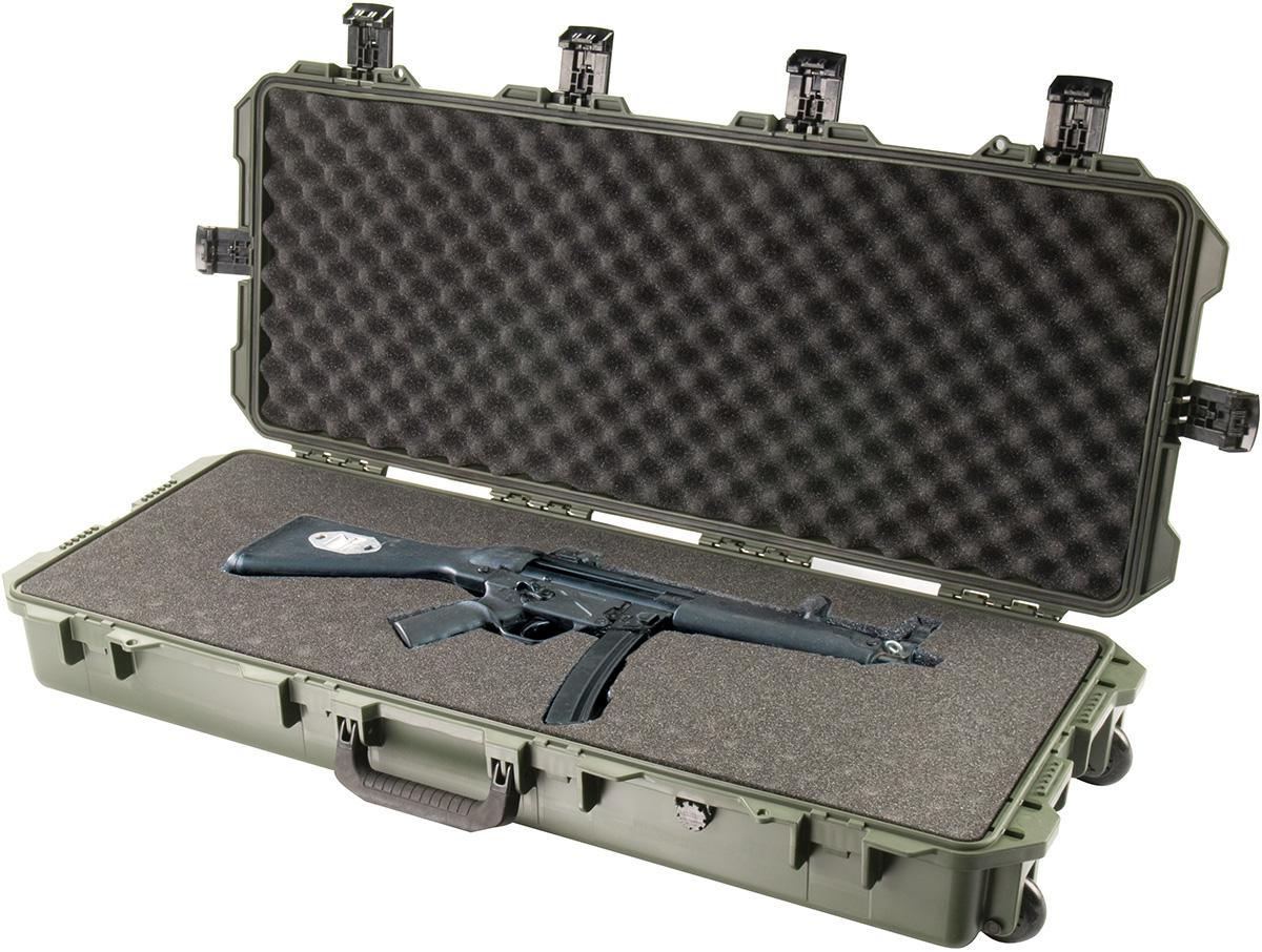 pelican storm long rifle ar15 hard case