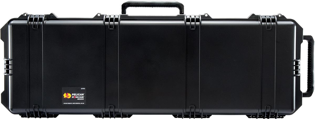 pelican im3200 black storm gun case