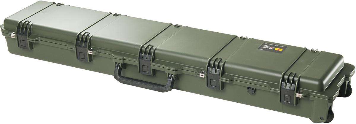 pelican hardigg green usa made rifle case