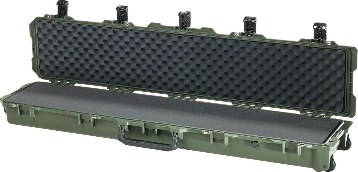 pelican im3410 green foam rifle case
