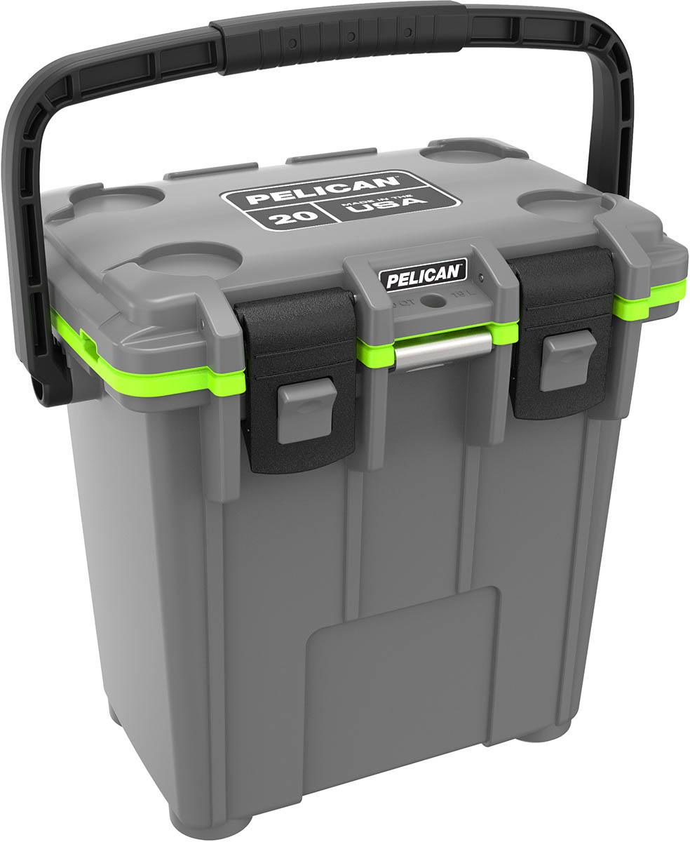 pelican 20qt cooler portable ice chest