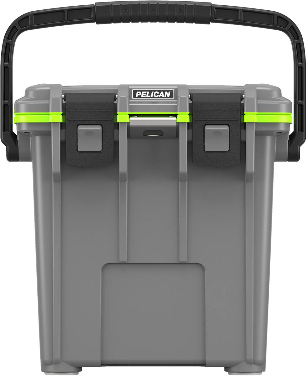 pelican 20qt elite cooler made in usa coolers