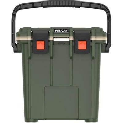 pelican camping coolers 20qt camping cooler
