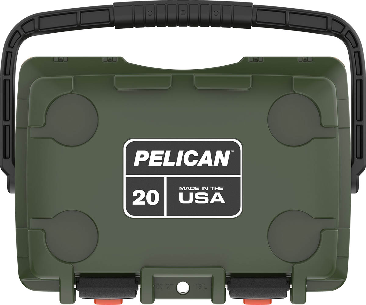 pelican made in usa cooler hunting coolers