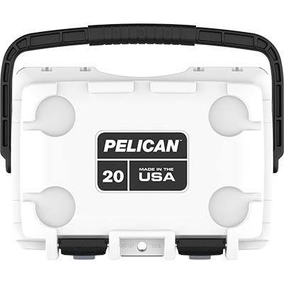pelican made in usa coolers fishing cooler
