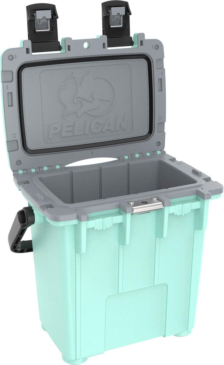 pelican seafoam green 20qt cooler marine