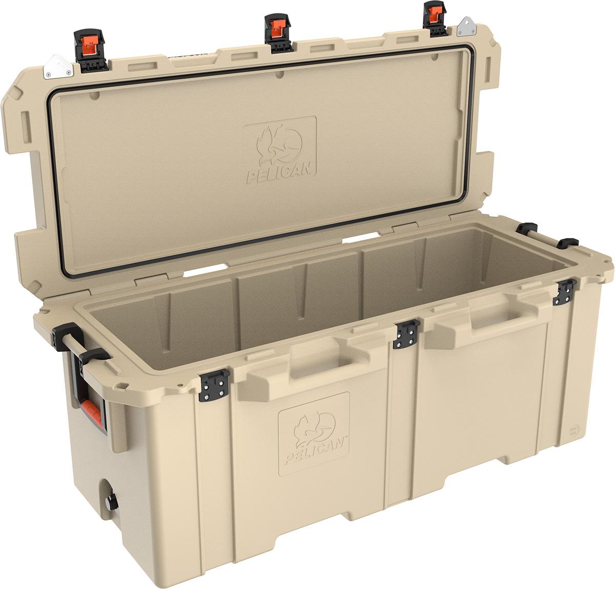pelican camping coolers 250 quart cooler